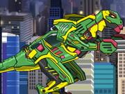 Dino Robot Therizinosaurus