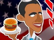 Obama Burger Stand