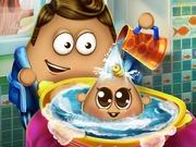Pou Baby Wash