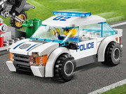 Lego Police Car Puzzle