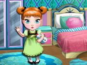 Baby Anna Room Decoration